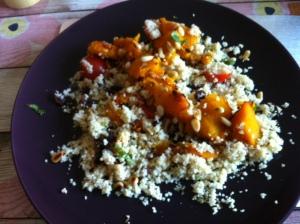 blog pumpkin couscous